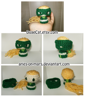 Custom Order - Artemis from Young Justice by Aries-on-Mars