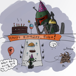 Boba Fett, 10 by Ayej