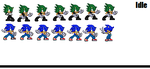 Duke Sprite Sheet %1 by DukeDN