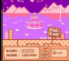 Kirby's Adventure - The End by RUinc