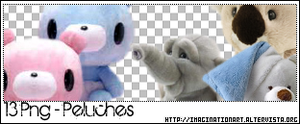 Peluches Png set11 by pinkshadoww