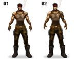 Character design 01 by aloisius