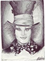 mad hatter by Galapagos23