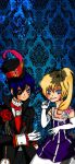 Ciel and Alois costume party by theMAD-teaparty