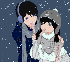 Winter. by Newgrounds-People