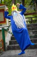 Ice King Cosplay 4 by ViluVector
