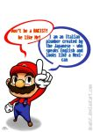 Be like Mario by DeadSt