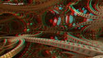 Pass to Eden Anaglyph 3D Stereoscopy by Osipenkov