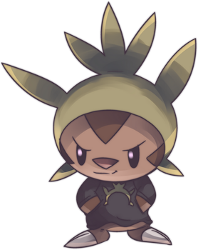 Hoodie Harimaron | Chespin Commission by AutobotTesla
