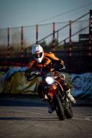 KTM 690 SMC Supermoto by ColdF
