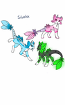 silvalox adoptables .: close :. by killerwolfcat932