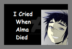 Stamp- I Cried When Alma... by GaleTheChocobo