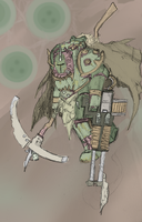 Nurgle Lord by orange-bell