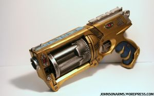 The Airship Captain's Sidearm by JohnsonArms