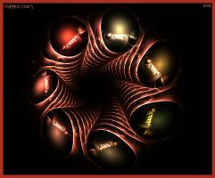 copper coils by tina1138