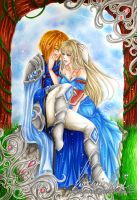 :.Hymniia commission - My Fairy tale .: by HokoriCupcake