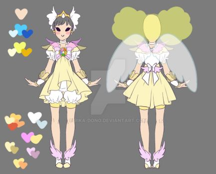 Candy - Grown-up Design by rika-dono