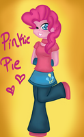Pinkie Pie by YaoiYuriTwins