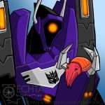 A Cuttle for Shockwave by Techta