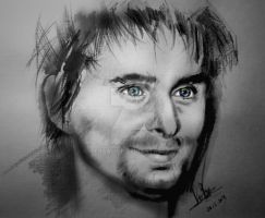 Matthew Bellamy - Muse by VeraAlive