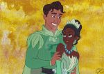 Princess and the Frog by CaraLouKimba