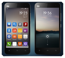 iMIUI theme for MIUI by Xiaomi-MIUI