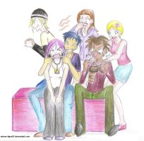 6teen: Good Times by anime-tiger09