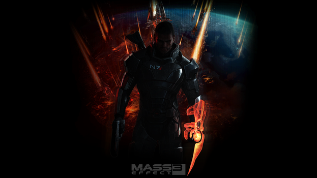 Mass Effect 3 - They Are Here by michaelcraft