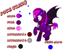 .:Rock Candy Reference Sheet:. by Black-RosePetals