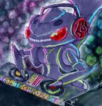 Random30- #5 - Genesect by Housyasei-san