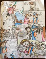 PIE/GravityFalls pg. 7 (COLOR) by LarryDaCat