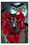 Spawn Full Color by klerkh