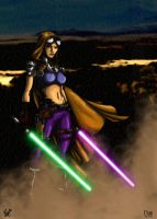 Jaina Solo -color- by Lord-FSan