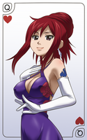 Erza Card 2 by no-vaca