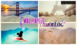 Wallpapers Favoritos- by JennyBoo15