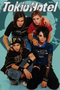 Little Tokio Hotel by stephiie69