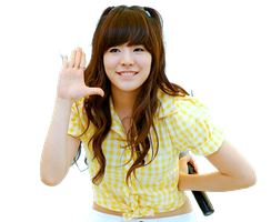 SNSD Sunny PNG #1 by diela123