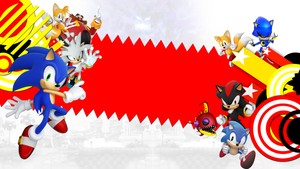 Sonic Generations PS3 by darkfailure