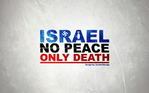 Israel No Peace by muhammadibnabdullah