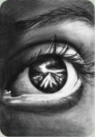 Eye in charcoal by jacqui-kate