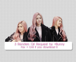 3/7-Renders Lee Qri Request by @Bunny by BunnyLuvU