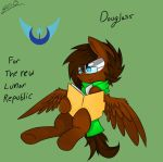Douglass - For The New Lunar Republic Comic by scootaloocuteness