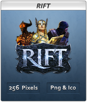 RIFT - Icon by Crussong