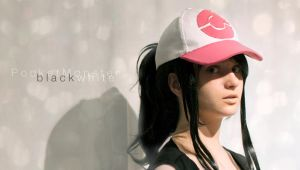 Touko, PocketMonsters B l a c k . W h i t e by AnyaPanda