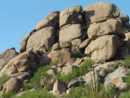 Arizona Boulders 5 by TRANS4MATICA