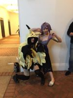 MAGFest 2017 - Mimikyu and Acerola by King-Hauken