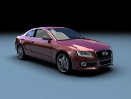 Audi A5 by AlfaFox