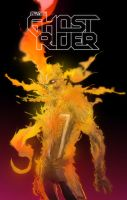 All-New Ghost Rider 2 by Gambear1er