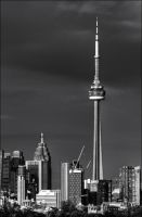 CN Tower by Jack-Nobre