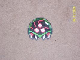 Metroid Bead Sprite by Stargazer103